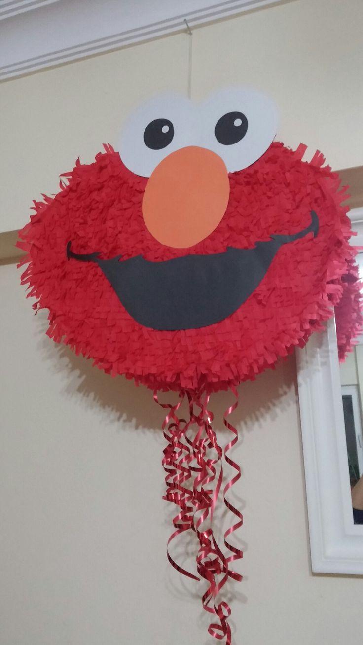 Piñata de Elmo