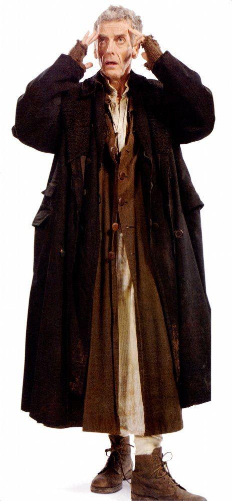 Deep Breath - The Twelfth Doctor
