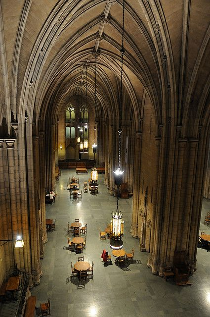 "University of Pittsburgh - Cathedral of Learning - wish there was a ""love"" button; this room has soo many memories"