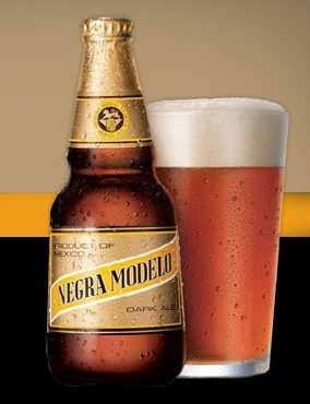 Negra Modelo....Because there are a few better Mexican beer alternatives than Corona on Cinco de Mayo!