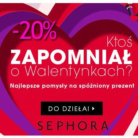 KOD rabatowy do Sephora -20%