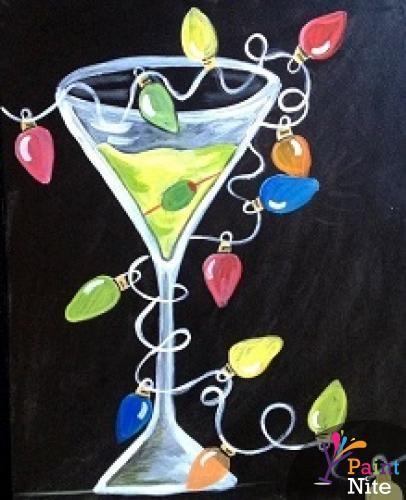 Paint Nite Orangecounty | Avila's El Ranchito 12/18/14