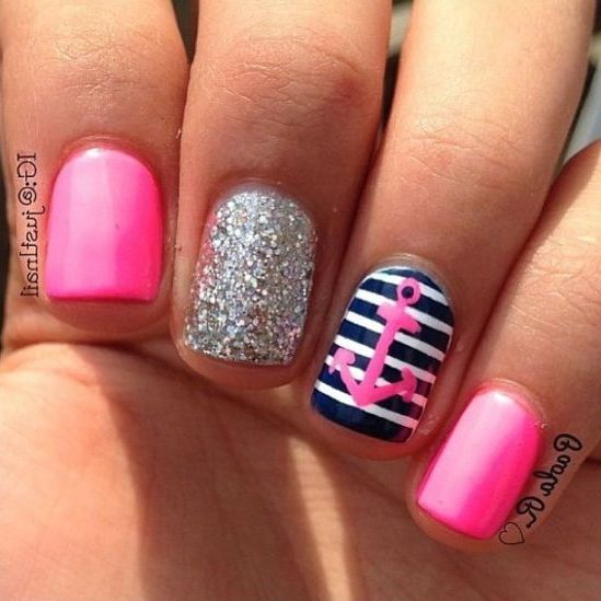 spring-nail-art-ideas-03-nail-designs-for- - 25+ Best Nail Designs For Spring Ideas On Pinterest Diy Nails
