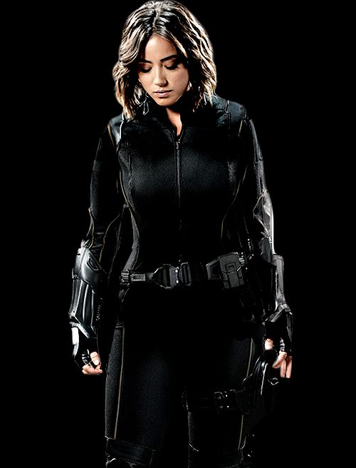 (FC: Chloe Bennet) Hey, I'm Andrea. But everyone that knows me calls me Drea. (Code Name: Ghost) //More later!