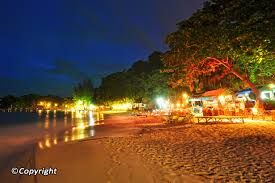 Bilderesultat for AO WONG DUEN BEACH koh samet AT NIGHT