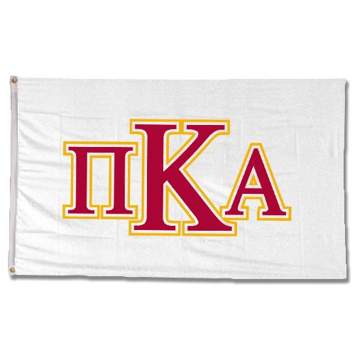 Campus Classics - On Sale! Pike Greek Letter Banner: $17.95