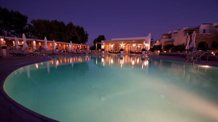 The Pool Area !!