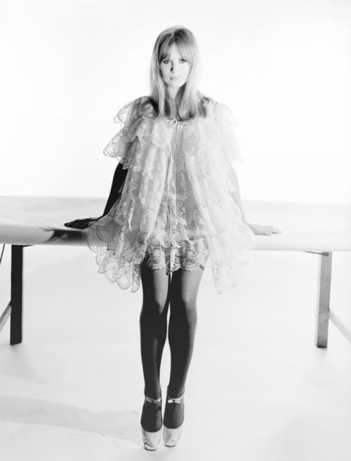 Marianne Faithful 60s - back when she was mick's chick