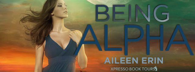 Sinfonia dos Livros: Cover Reveal | Being Alpha | Aileen Erin