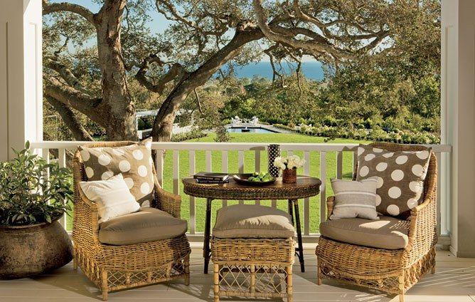 Rob Lowe's Santa Barbara Home Photos | Architectural Digest