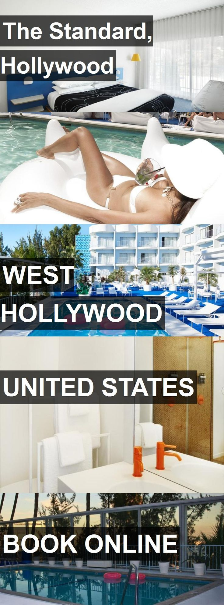 Hotel The Standard, Hollywood in West Hollywood, United States. For more information, photos, reviews and best prices please follow the link. #UnitedStates #WestHollywood #travel #vacation #hotel