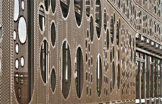 Périphériques Architectes: Atrium - University Building in Jussieu