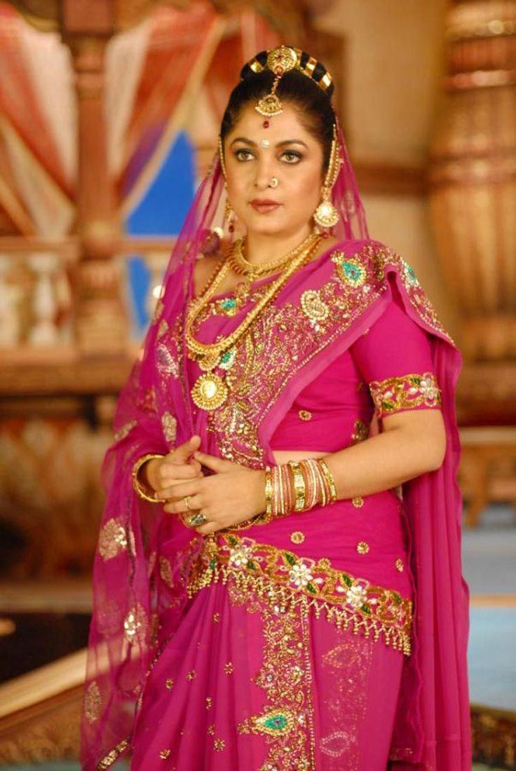 Birthday Greeting To Bahubali Actress RamyaKrishnan She Is Married Film Director KrishnaVamsi