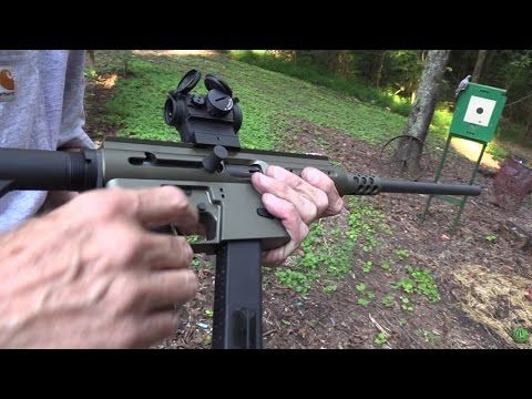 TNW Firearms Aero Survival Rifle - YouTubeLoading that magazine is a pain! Get your Magazine speedloader today! http://www.amazon.com/shops/raeind