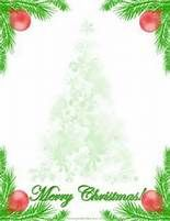 Free Christmas Flyer Borders Template - Bing images