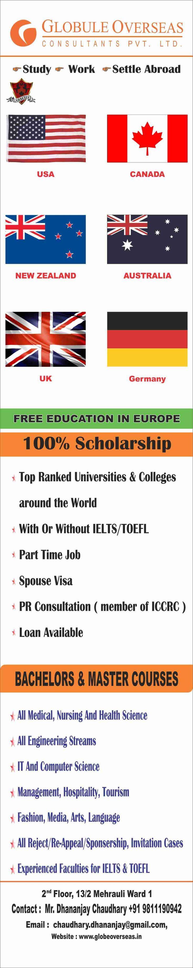 #delhi#newdelhi#instalike #igers #picoftheday #instadaily #instafollow #followme#instagood #instacool#instago#globule#overseas#globuleoverseas#education#consultant#study#abroad#learning#college#university#globeoverseas#freeeducation#free#education#scholarship##internationaleducation#www.globeoverseas.in#studyabroad#summer2016#collegelife#school#teacher#studyandsettle#instaeducation#internationaleducation#usa#uk#europe#ielts#noielts#toefl#australia#newzealand#visa#mba#student#graduation