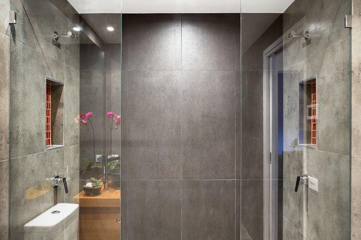 double showerheads
