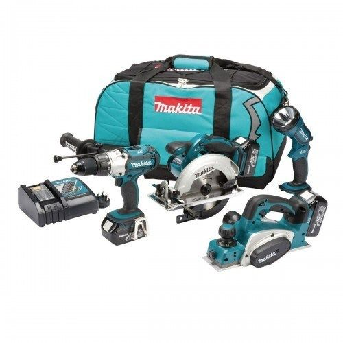 MAKITA DK18011 18V LXT 4 PIECE KIT (3X3AH), 500x500, power tools, power tools uk, power tool store, cheapest place for power tools