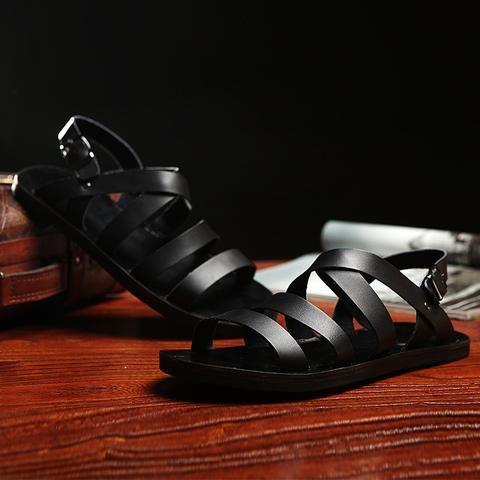 Gladiator Sandals (3 Colors)  #TakeClothe #Mensfashion #Fashion #Streetstyle #Shoes