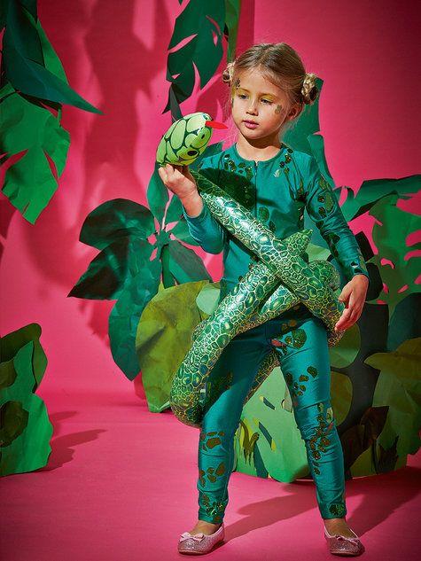Children's Snake Costume 01/2014