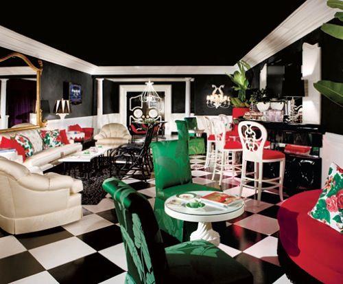 71 best beautiful interiors - dorothy draper/carleton varney