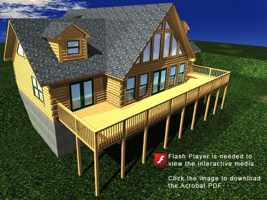 Log Home Material Specifications – Log Cabin Specification   Blue Ridge Log Cabins