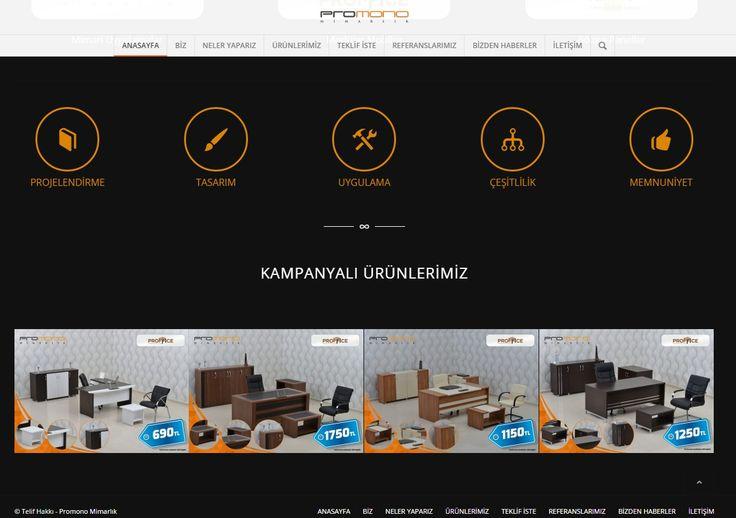www.promono.com.tr sakarya ofis mobilyaları , sakarya dekorasyon firması , sakarya mimarlık firması