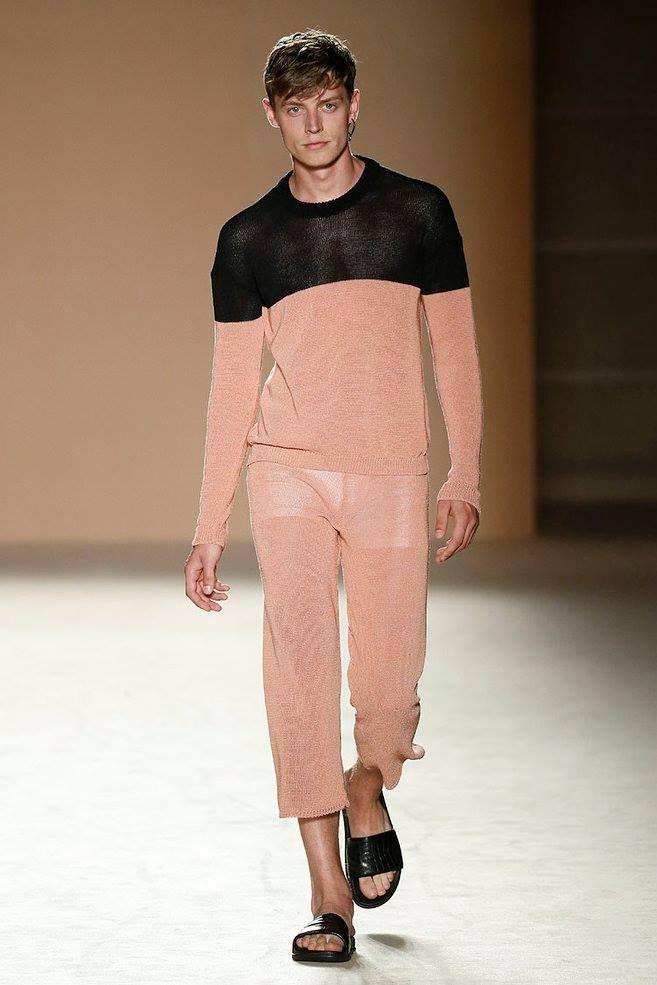 Samuel Alarcón Spring-Summer 2017 - 080 Barcelona Fashion