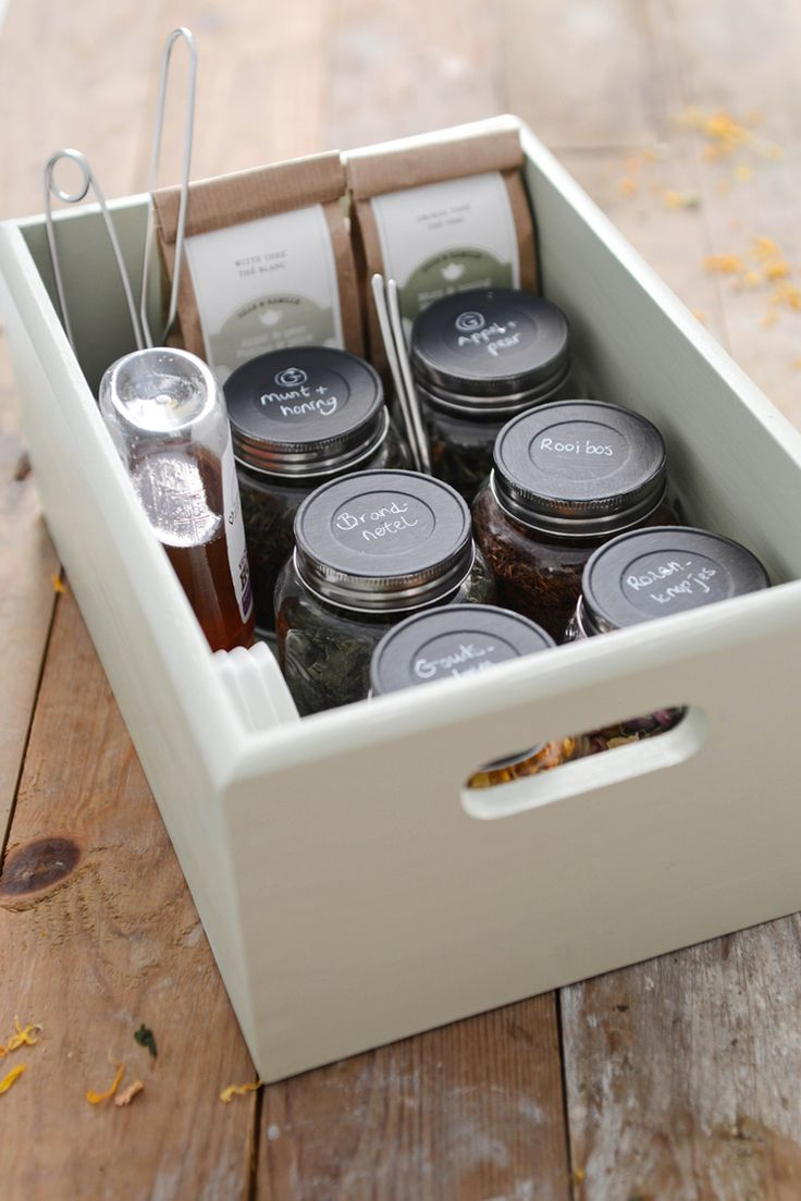 How to Make a Tea Crate, by Yvestown