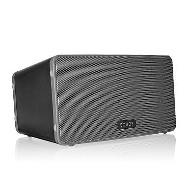 SONOS PLAY:3 Speaker, BLACK