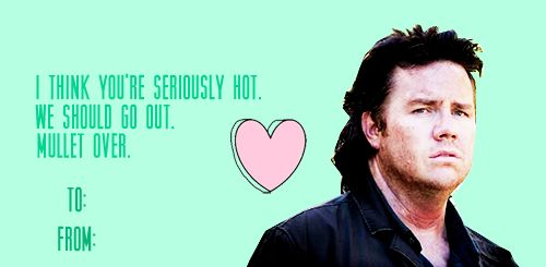 Eugene ♥HAPPY VALENTINE'S DAY♥ | The Walking Dead (AMC)