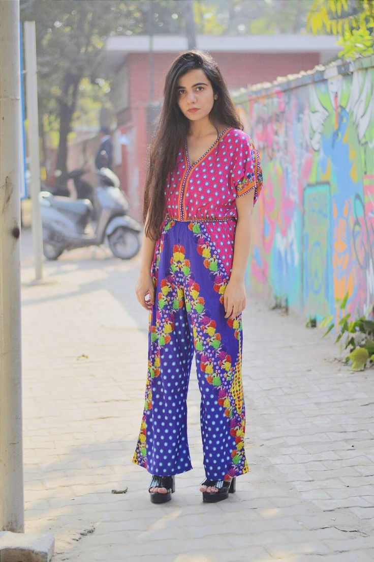 Funky and Young Banjara Jumpsuit by Preeti S Kapoor