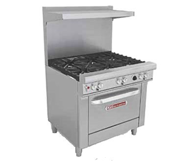 FREE freight on all Southbend! Kentucky Restaurant Supply has commercial gas and electric ranges by American Range, Bakers Pride, Southbend and more.