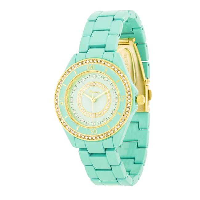 Rose gold crystal fashion watch our watch selection is stylishly designed without sacrificing comfort. We offer different color and style variations. Browse our selection and you ll definitely find yo