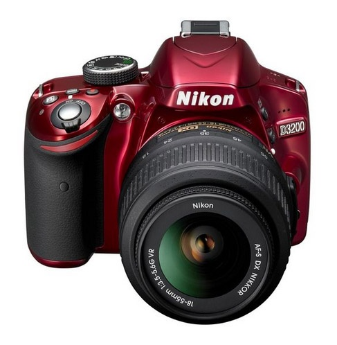 Nikon D3200 Red- perfection. I've studied this thing for a while And it is what I have waited for