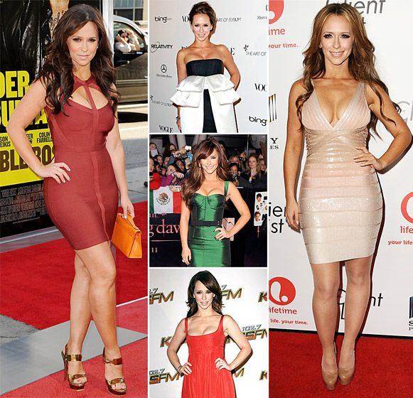 Happy 35th birthday, Jennifer Love Hewitt! Her best cleavage-baring dresses