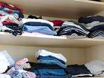Come piegare i vestiti