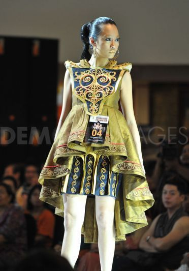 dayak tribe inspiration from indonesia