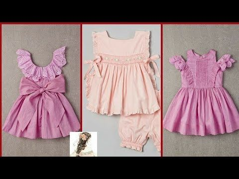 57feb3312963 Baby Cotton Frock Design Stylish   Latest Cotton Frocks Dress Design ...