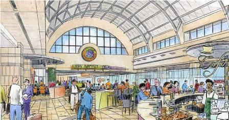 john wayne airport marketplace - Google Search