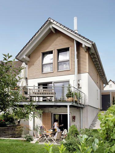 E 15-125.1 - Schmales Hauskonzept - Neubau - Hausideen, so wollen wir bauen - DAS HAUS