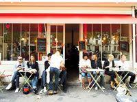 Sesame 51 quai de Valmy Cheesecake  Brunch saturdays and sundays 20 euros #Paris