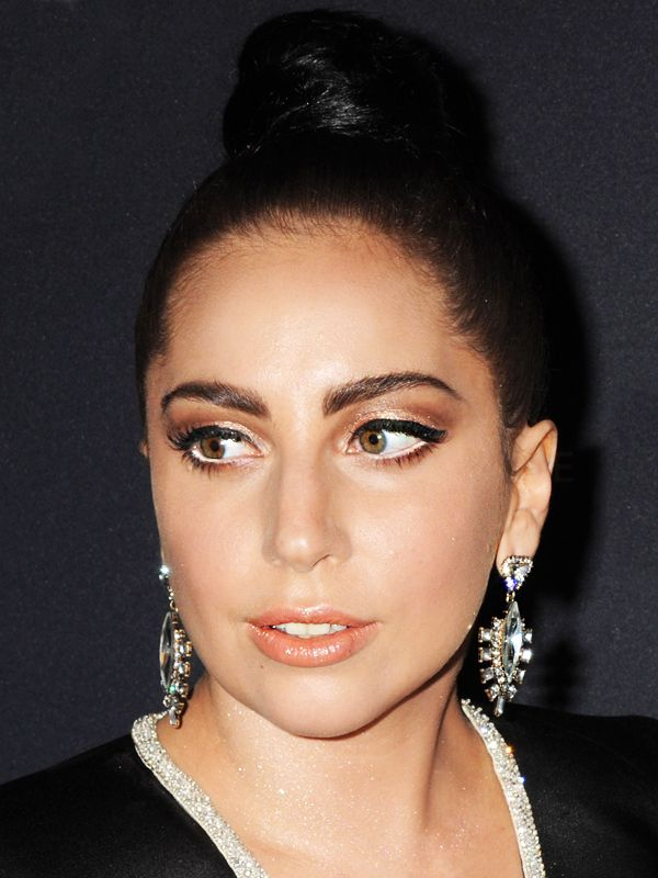 Образ дня: Леди Гага на презентации альбома Cheek To Cheek   Lady Gaga on presentation of Cheek to Cheek album in New York