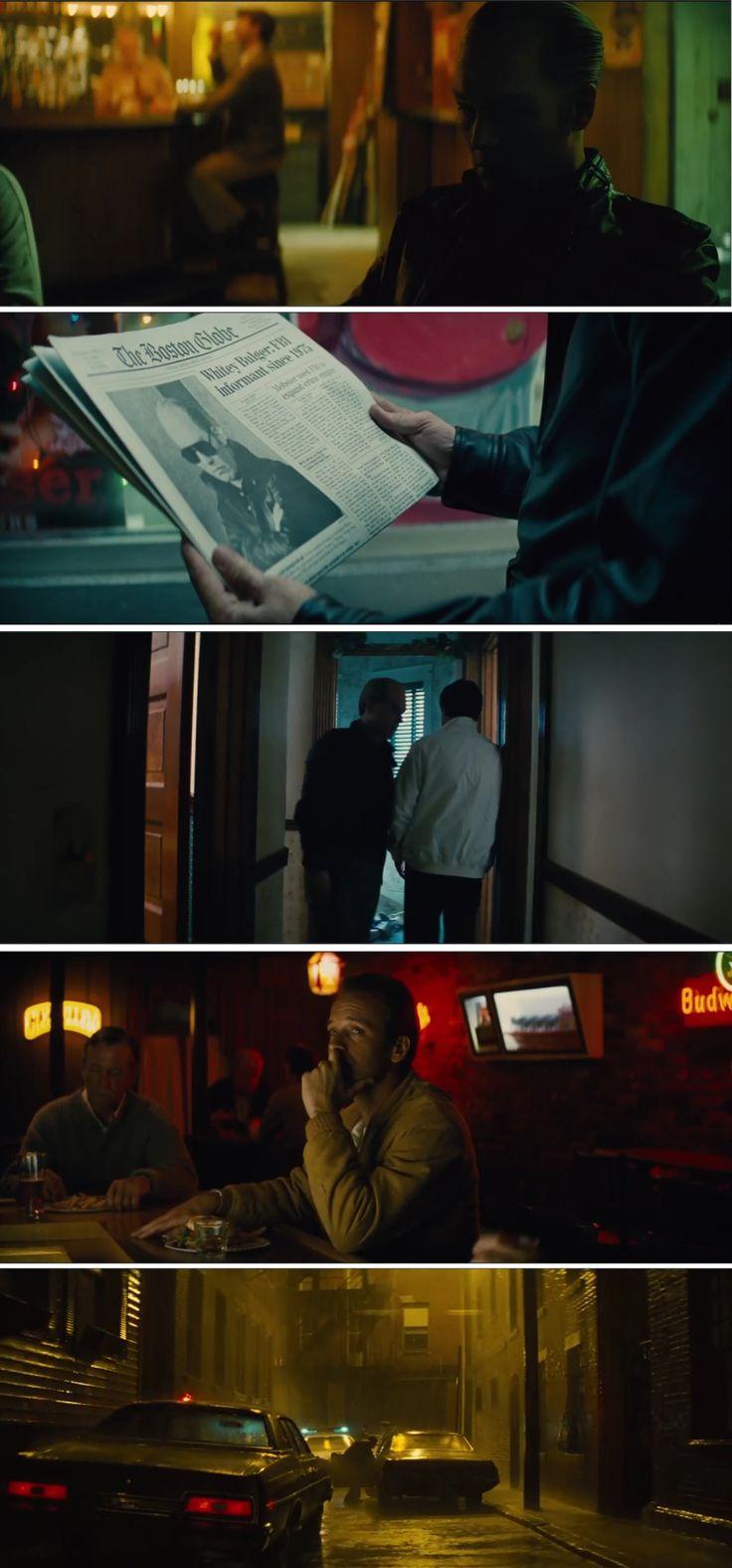 Black Mass (2015) - Cinematography by Masanobu Takayanagi | Directed by Scott Cooper