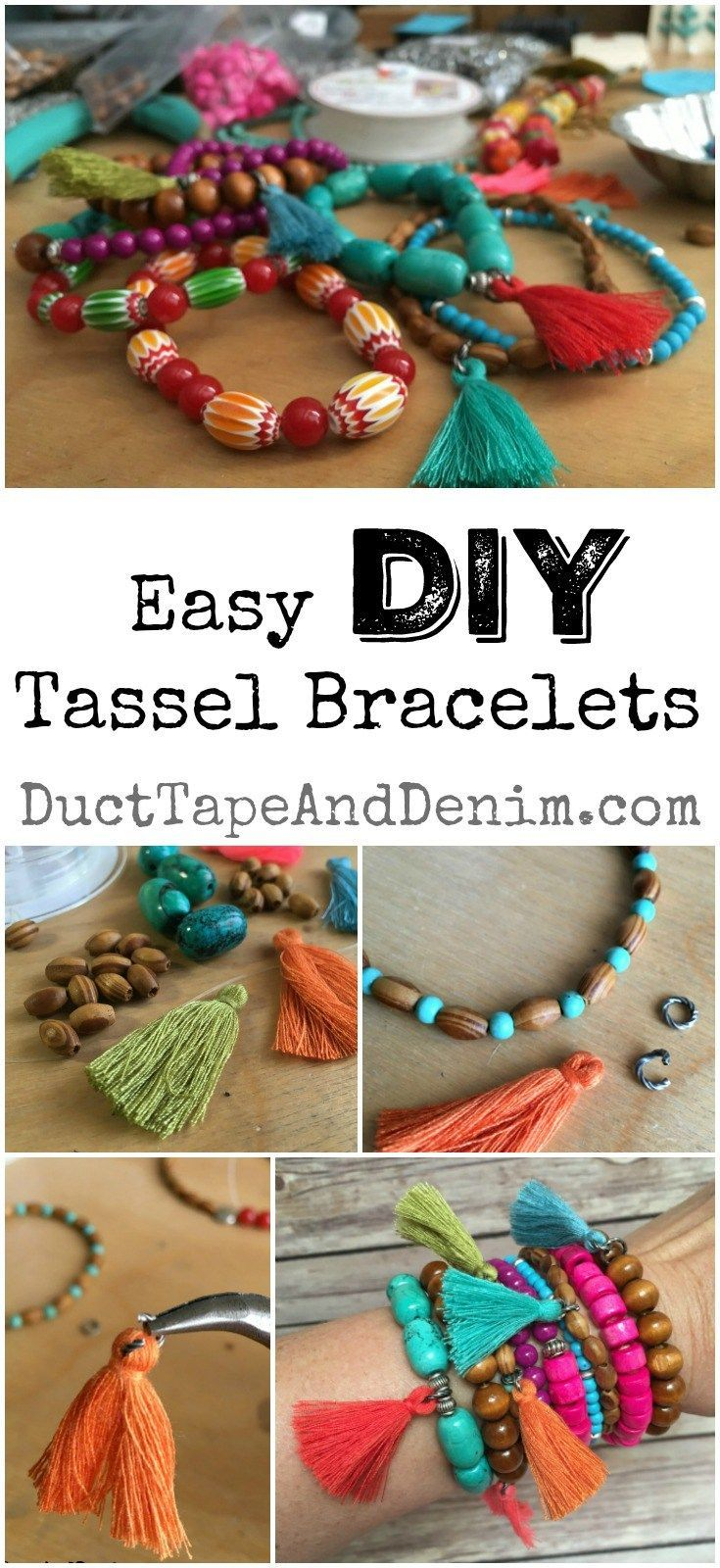 191 best diy jewelry images on pinterest | diy jewelry, blouses