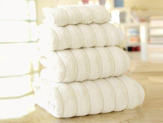 Ręcznik Microline Krem 70x140 cm