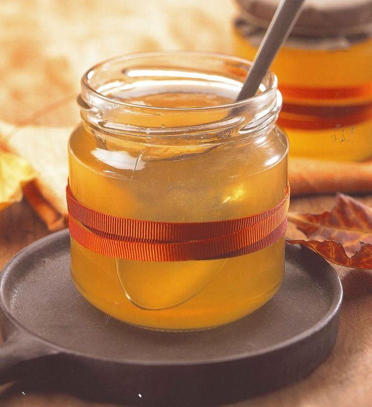 Gelée d'automne aux 3 fruits Recette | Dr. Oetker