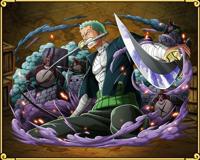 Roronoa Zoro Master Swordsman Disciple