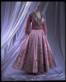 Norman Hartnell: Jacket, Vintage Fashion, Dresses, Vintage Dress, 1950, Vintage Clothing, Pink Dress