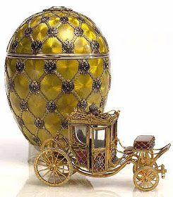 Fabergé Imperial Eggs - Coronation Egg, 1897